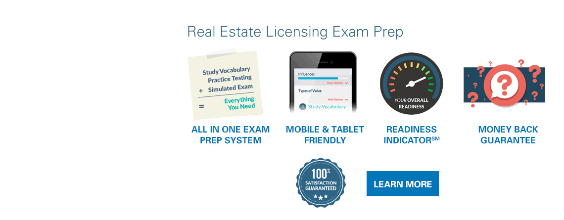 Real Estate Licensing Exam Prep